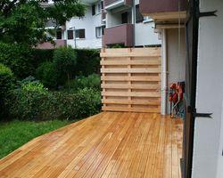 ERBOIS - Terrasse bois - Terrasse en Acacia à Grenoble