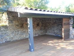 ERBOIS - Terrasse bois - Terrasse en Ipé - tour de piscine - Ardèche