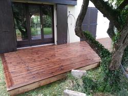 ERBOIS - Terrasse bois - Terrasse Douglas Pin