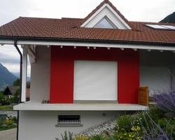 ERBOIS - Terrasse composite à Bonneville / Haute Savoie
