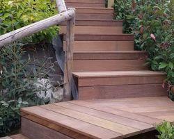 ER BOIS - Aménagement extérieur - Escalier Ipé à Annecy