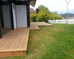 ERBOIS - Terrasse bois - Terrasse Ipé à Poisy / Haute Savoie