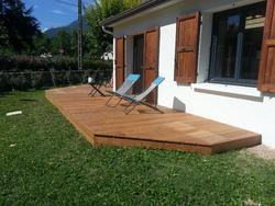 ERBOIS - Terrasse bois - Terrasse en Ipé