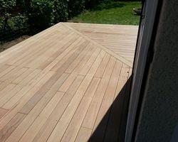 ERBOIS - Terrasse bois - Terrasse Bankirai à Voiron